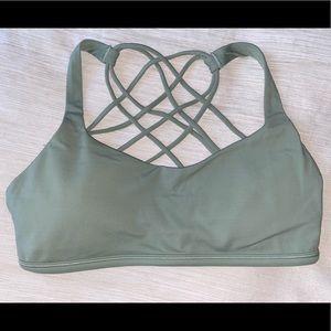 Lululemon Free to Be (Wild) sports bra